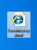 Task Monitor HTML File