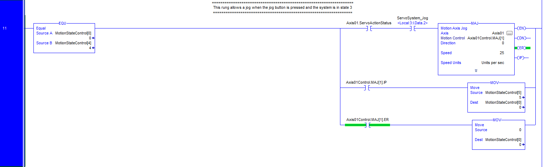 RSlogix 5000 MAJ Error