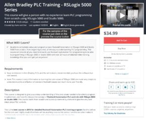 Allen Bradley PLC Training Samples